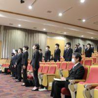 愛媛大学入学式